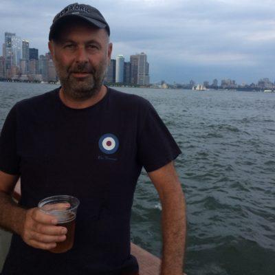 Derek McGurk - Editor