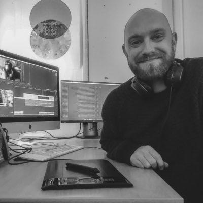 Chris Gape - Editor