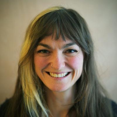 Jo Barker - Editor