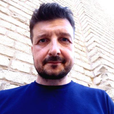 Mark Robertson - Editor